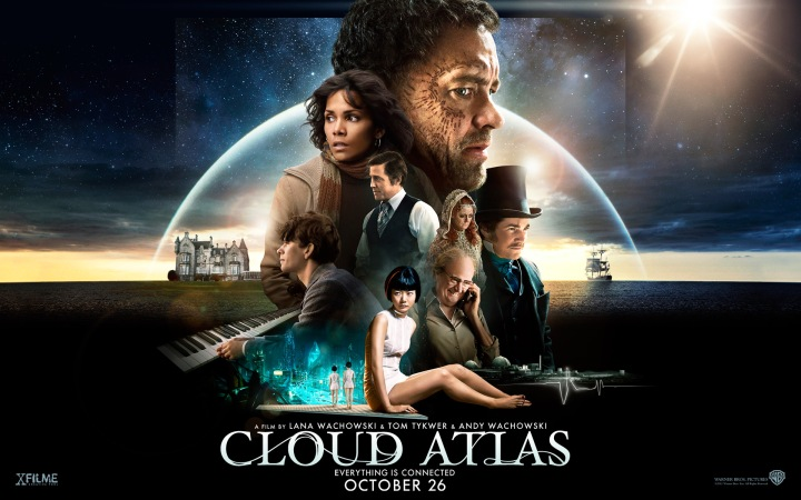 "Cloud Atlas "" Everything it´s connected """