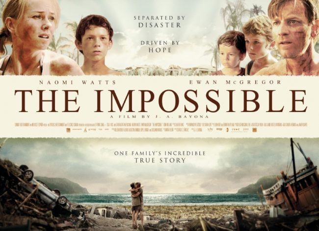 Lo imposible /  The impossible