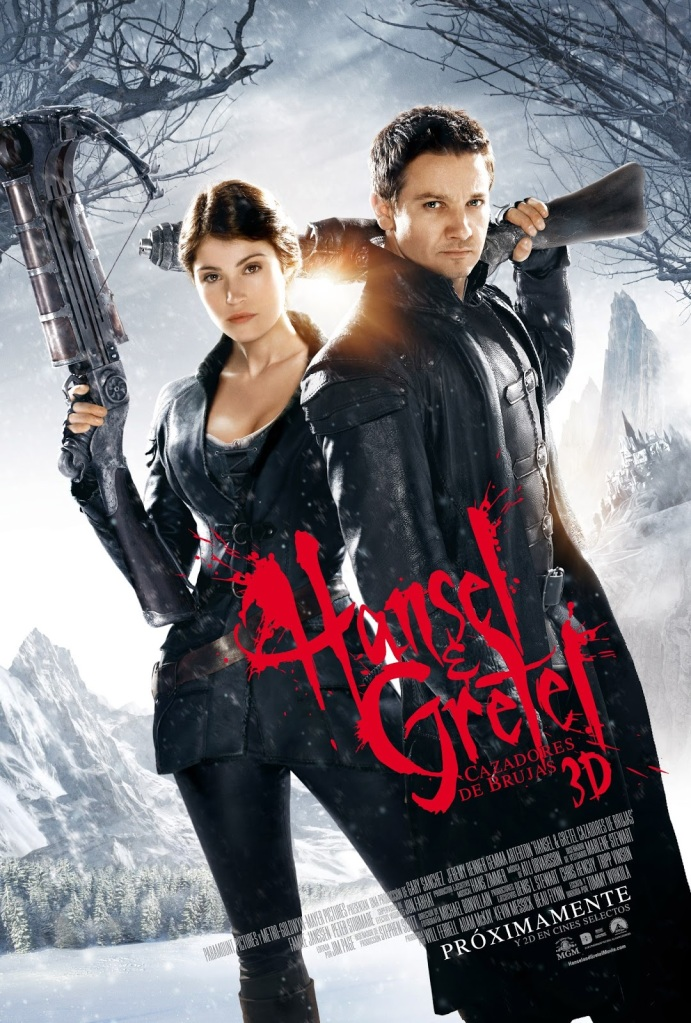 Hansel & Gretel Witch Hunters 3D . Paramount Pictures