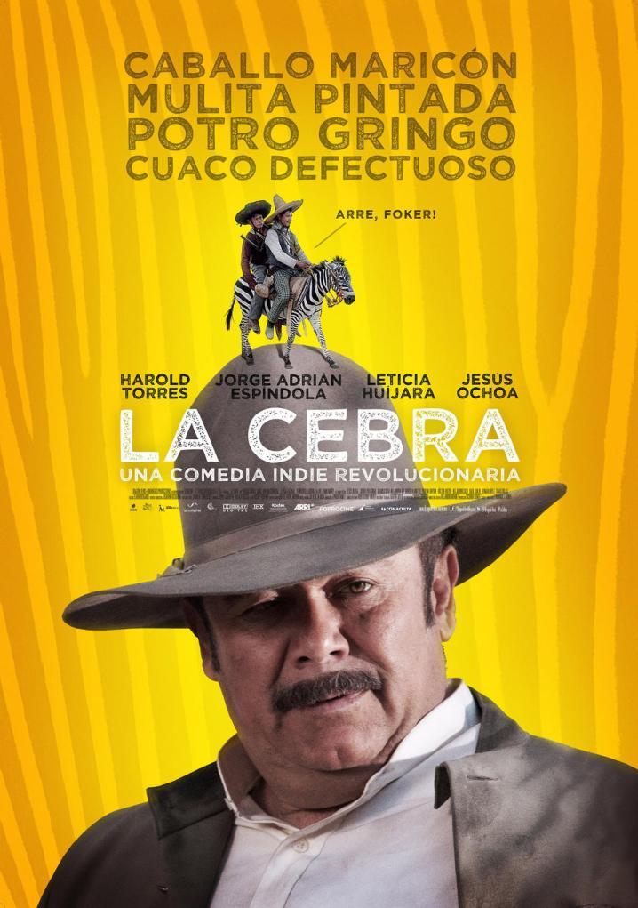 Poster : La Cebra, Dragon Films