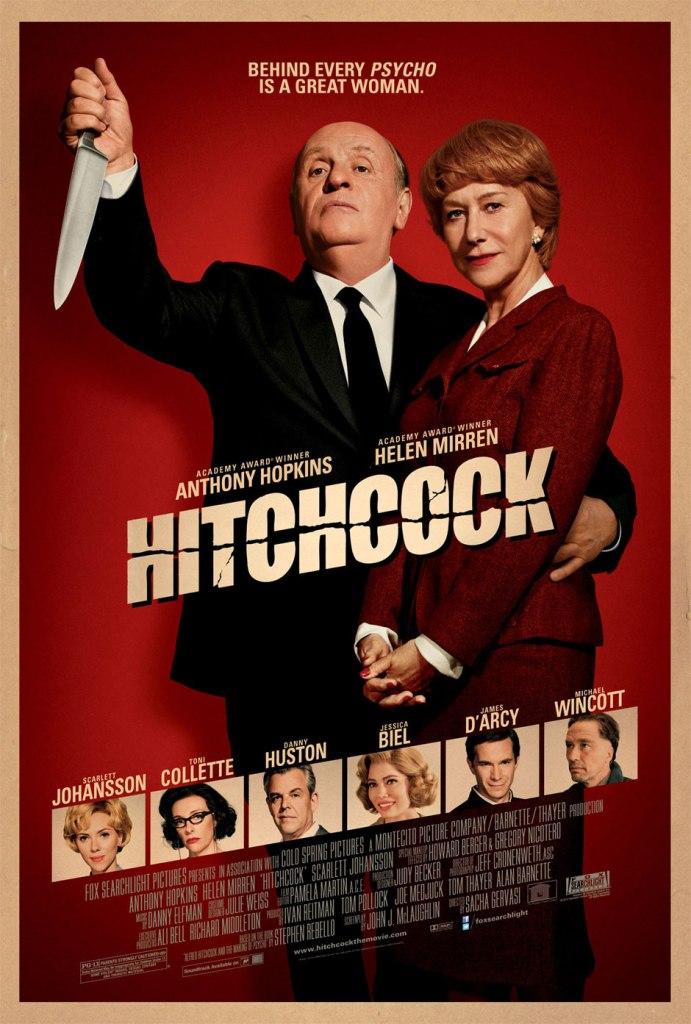 Hitchcock 2012 Movie Poster : Fox Searchlight