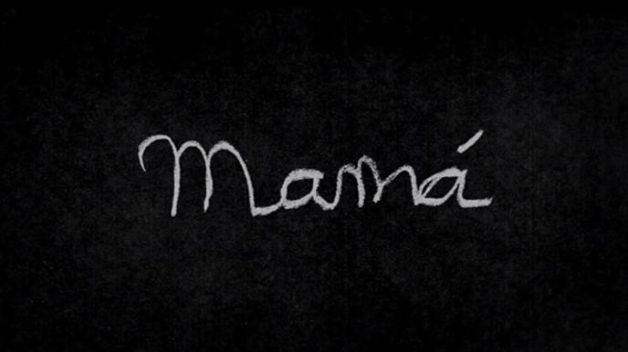 Cortometraje Mamá