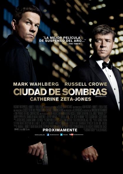 Poster Ciudad de Sombras