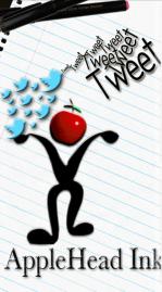 Twitter Appleheadink,