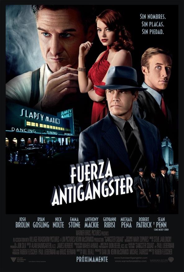 Fuerza Antigangster / Gangster Squad