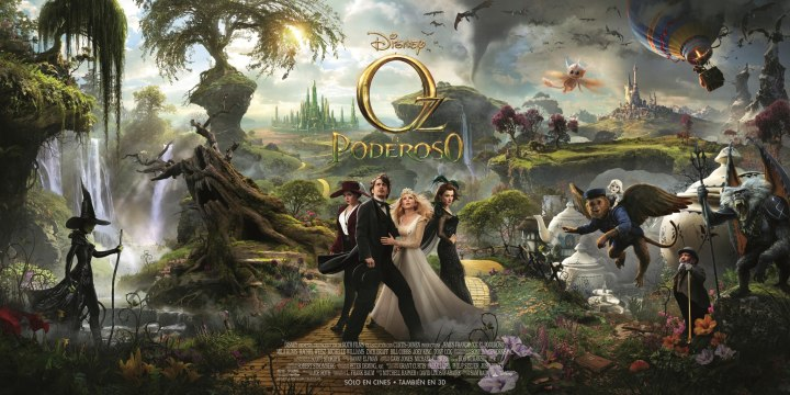 Oz El Poderoso  / Oz The Great and Powerful