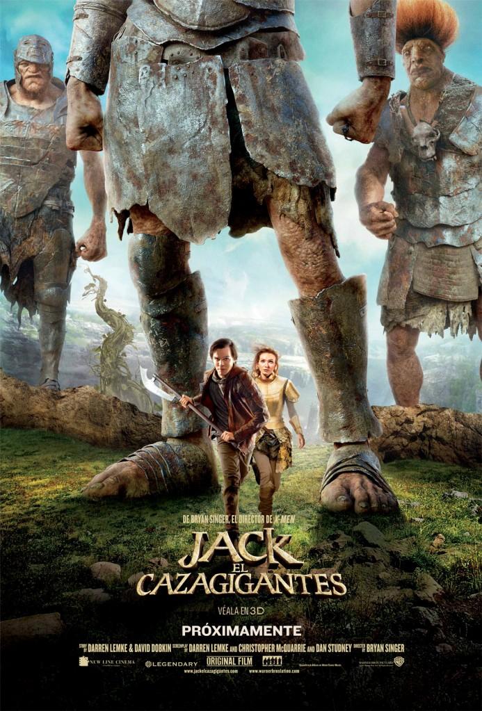Jack el CazaGigantes / Jack The Giant Slayer   Warner Movies