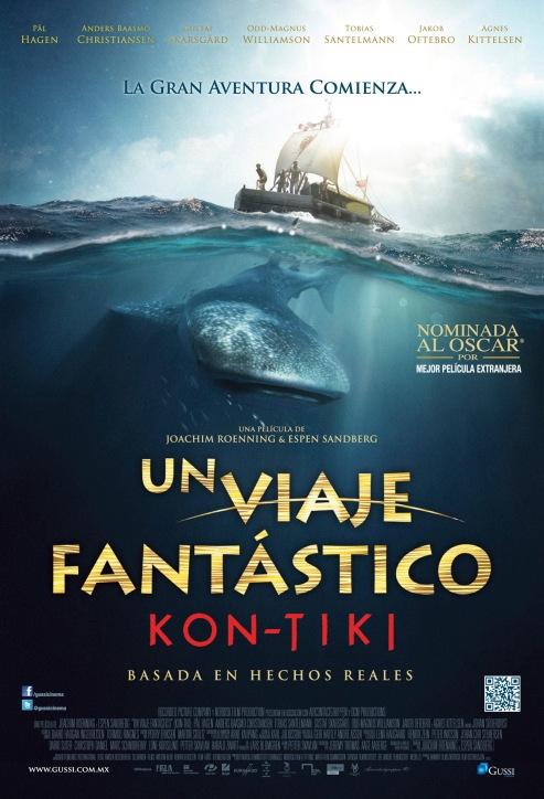 Viaje Fantastico / KON-TIKI  Gussi Cinema