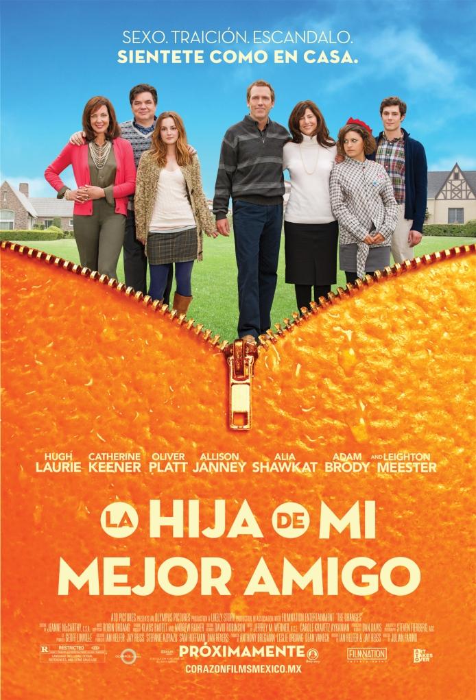 La Hija de Mi Mejor Amigo / The Oranges : Star Castle Distribution