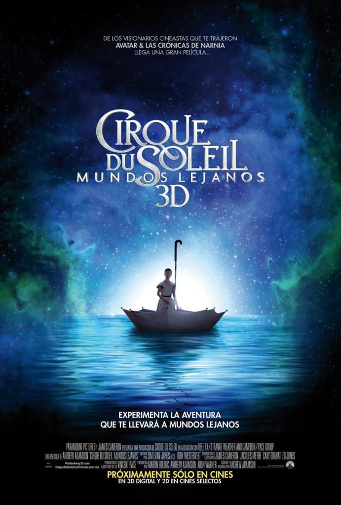 Cirque Du Solei /Paramount Pictures
