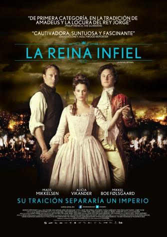 Poster La Reina Infiel / Zima  Entertaiment