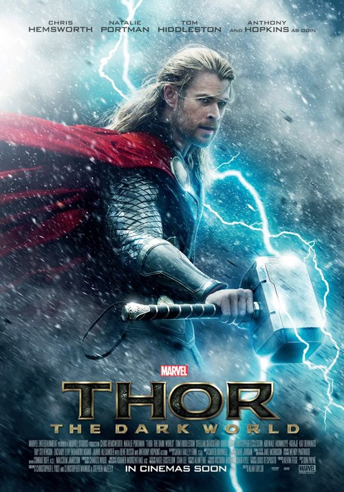 Thor:The Dark World / Thor El Mundo Oscuro  Disney Studios / Marvel Studios