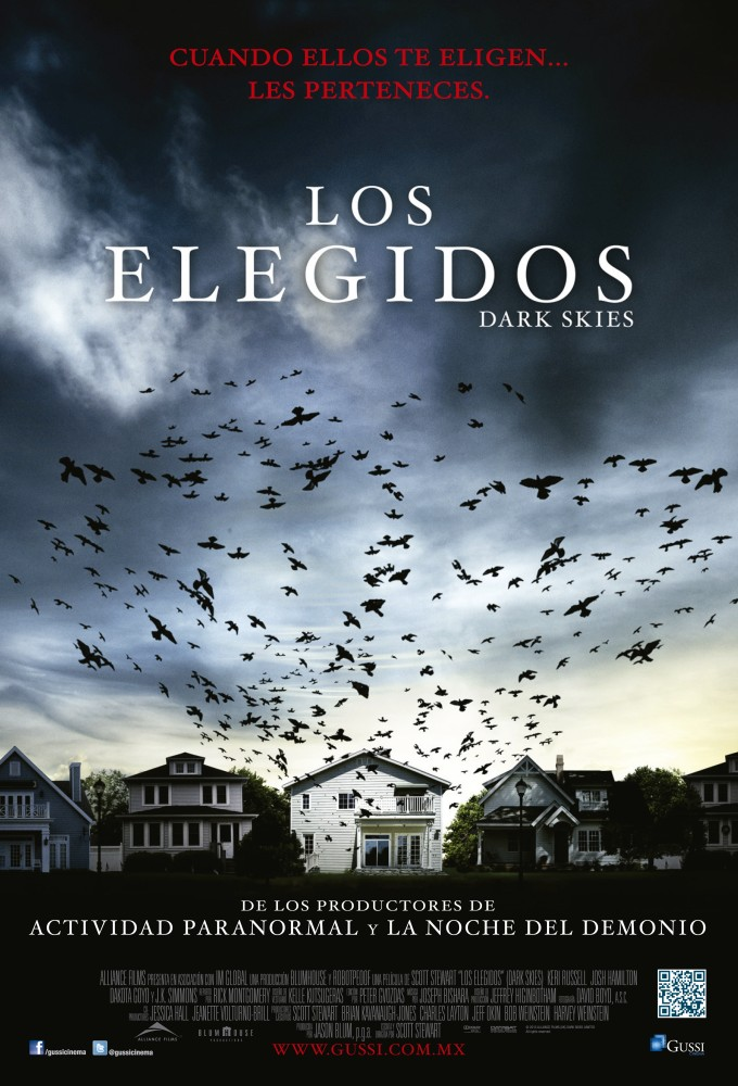 Los Elegidos / Dark Skies   Gussi Cinema