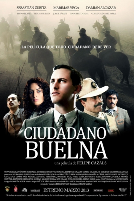 Ciudadano Buelna/ Alfhaville Cinema
