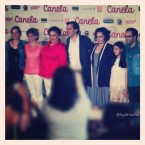 Instagram Photo : Conferencia de Prensa Canela