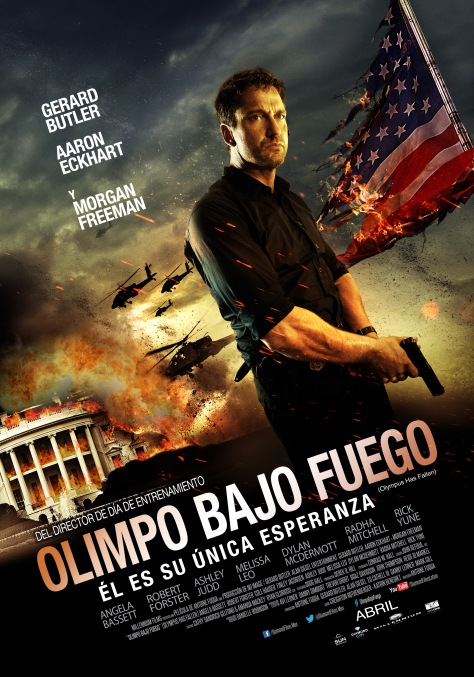 Olimpo Bajo Fuego / Diamond Films