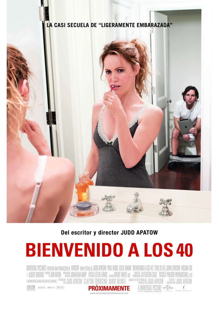 Bienvenido a los 40 /  THIS IS 40  : Star Castle Distribution