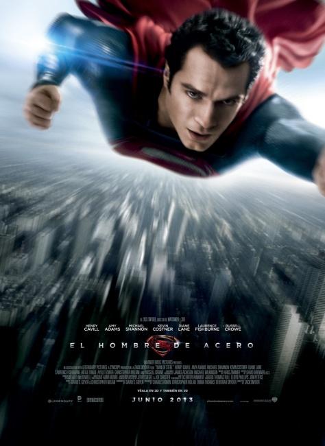 Superman El Hombre de Acero /  Warner Bros Pictures
