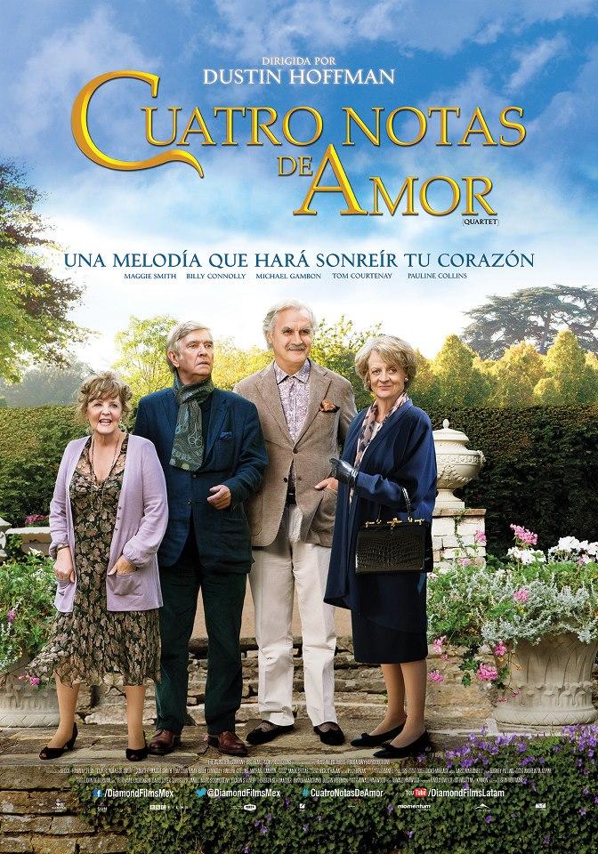 Cuatro Notas De Amor / Quartet  : Diamond Films Mexico