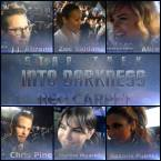 Interview with J.J. Abrams , Zoe Saldana, Alice Eve, Martha Higareda , Roxana Puente | Star Trek Into Darkness .