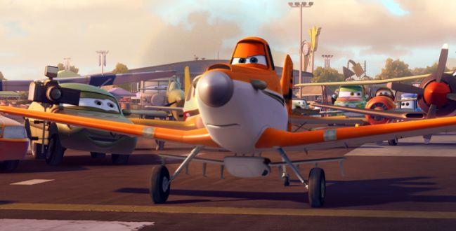 Aviones- Disney