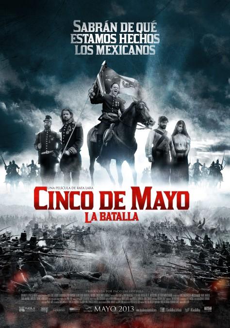 Cinco de Mayo :La Batalla / Videocine