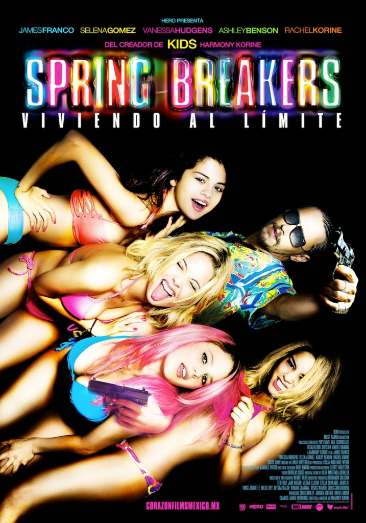 Spring Breakers Corazon Films