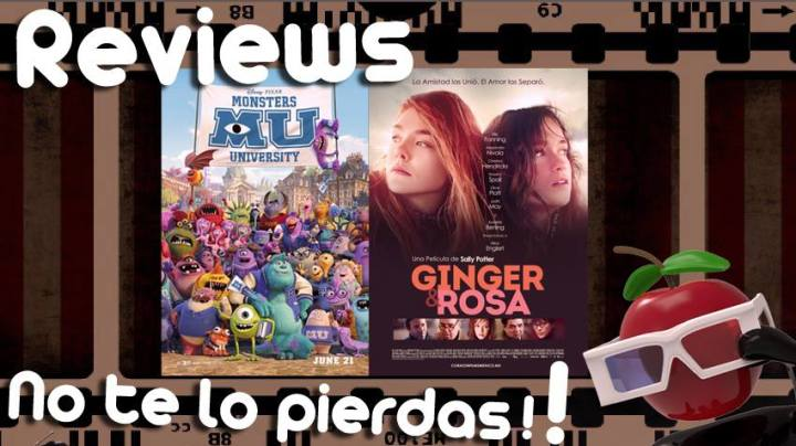 Review Monster University  & Ginger and Rosa by Applehead Ink The Blog