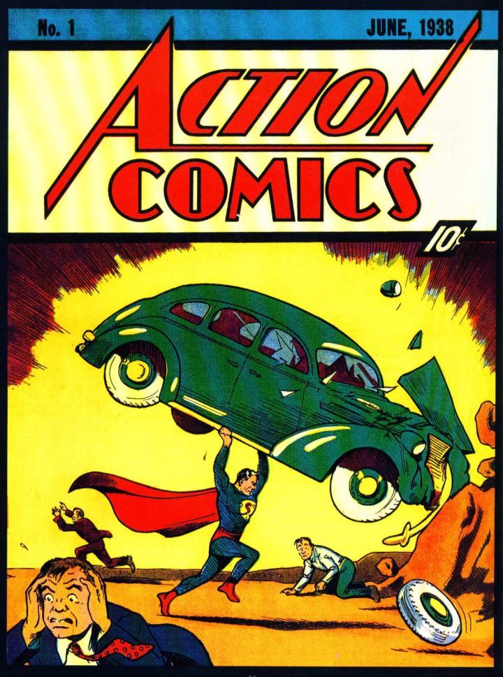 Action Comics #1 / DC Comics