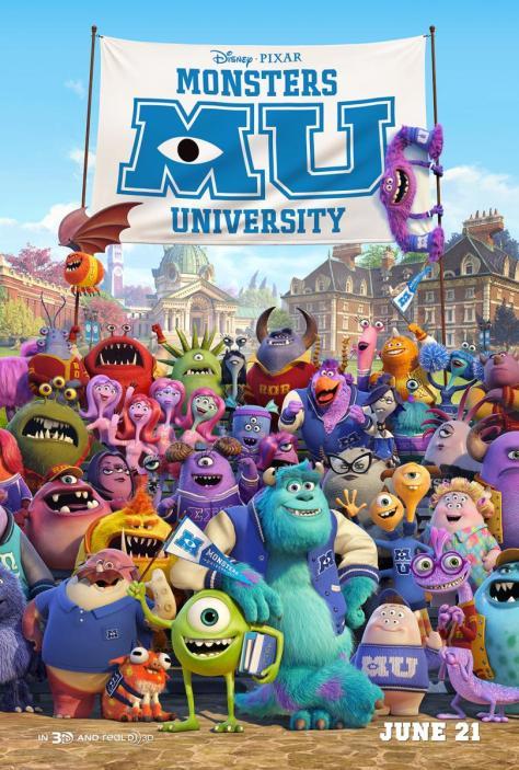 Monsters University / Pixar Animation Stud