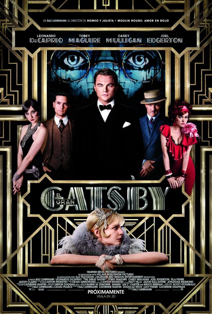 El Gran Gatsby / The Great Gatsby.  Warner Bros. Pictures.