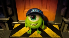 """""""MONSTERS UNIVERSITY"""" (Pictured) YOUNG MIKE. ©2013 Disney•Pixar. All Rights Reserved."""