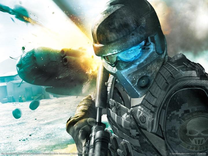 Tom Clancys Ghost Recon. Ubisoft