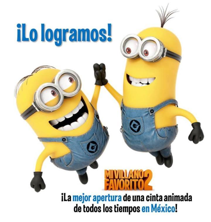 Minions Mexico