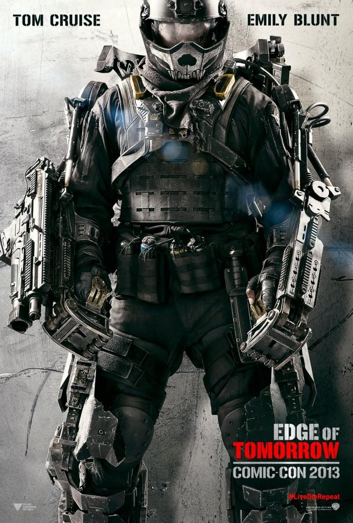 Edge Of Tomorrow Comic-Con