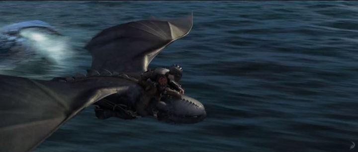 How to train your dragon 2  / Como entrenar a tu dragon 2