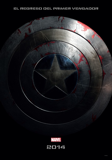 Poster :  Captain America The Winter Soldier