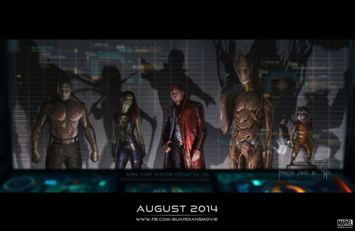 Guardians of the Galaxy / Disney-Marvel