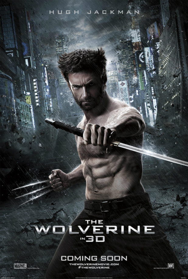 The Wolverine  20th Century Fox México