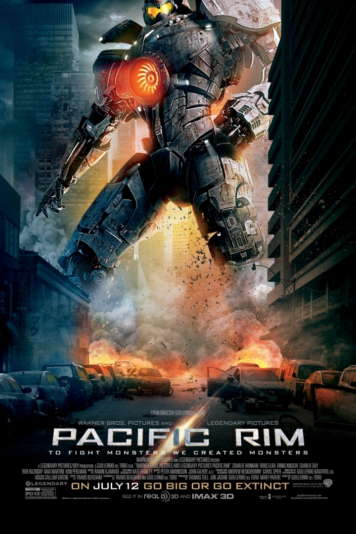 Pacific Rim Warner Bros Pictures.