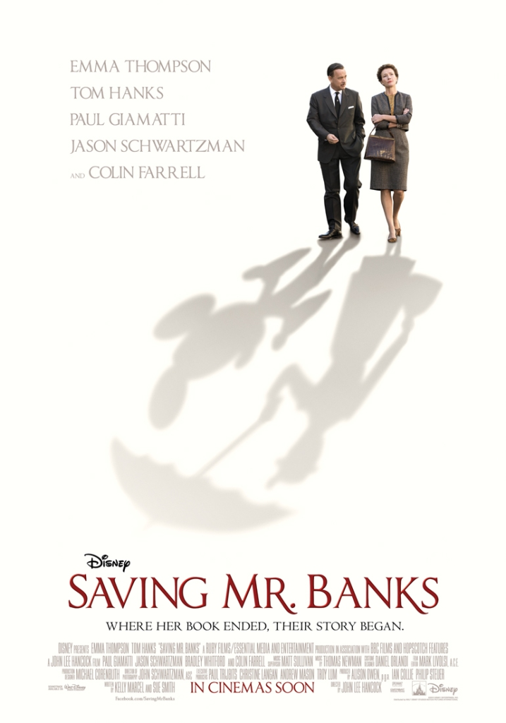 Saving Mr. Banks  Cortesia Walt Disney Pictures México