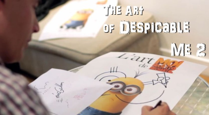 The Art of Despicable Me
