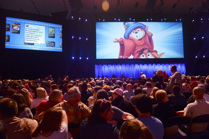 D23 EXPO - LET THE ADVENTURES BEGIN: LIVE ACTION AT THE WALT DISNEY STUDIOS