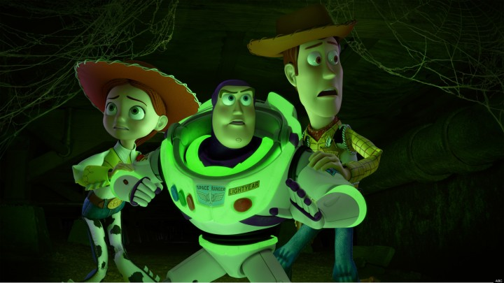 TOY STORY OF TERROR - From Disney•Pixar