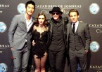 Photo : Entrevistas Subtituladas / Interview : Kevin Zegers, Godfrey Gao, Jamie Campbell, Lily Collins By AppleHead Ink