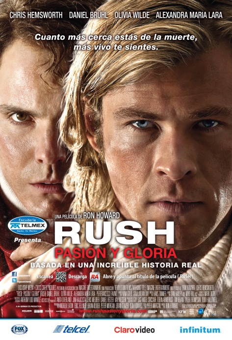 Rush / Rush Pasion y Gloria : Diamond Films Mexico