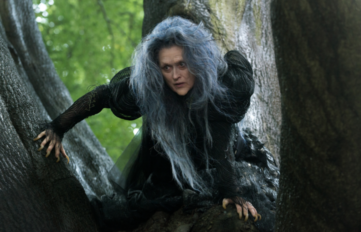 Witch : Into The Woods  Disney Pictures