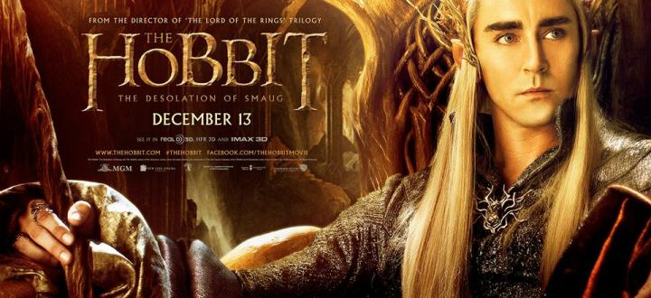 The Hobbit Desolation of Smaug-Warner Pictures