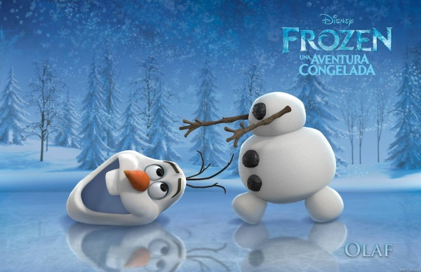 Frozen : Olaf  Walt Disney Studios Animation