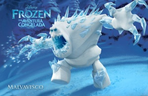 Frozen :  Malvavisco  Walt Disney Studios Animation